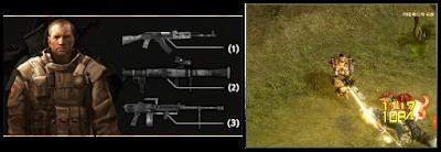 Metal Reaper Online - Class Predator