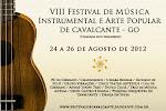 VIII Festival de Cavalcante
