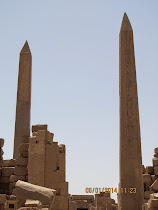 Obelisks of Queen Hatshepsut, Temple of Karnak (Luxor, Egypt)