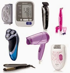 Grooming & Personal Care Appliances: Upto 70% Off+ Extra 10% Cashback with SBI Cards@ Amazon