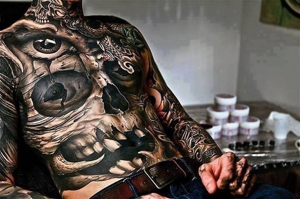 Men's Tattoos Ideas