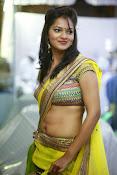 Aswi Glamorous Photos in Half Saree-thumbnail-5
