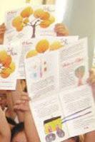 Oficina e livro-poster para o CLQ (Colégio Luiz de Queiroz - Piracicaba, SP)