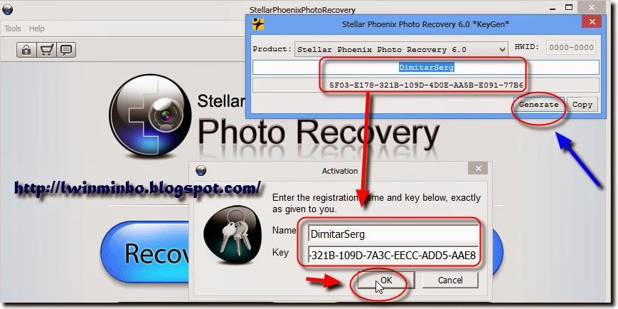 stellar phoenix photo recovery 6.0 registration key