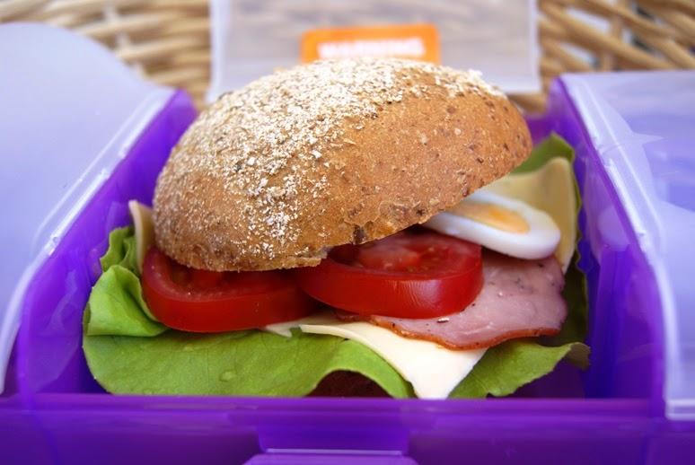 II śniadanie do szkoły, lunchbox, najlepszy lunchbox, w co drugie śniadanie, wyprawka do szkoły, śniadanie do pracy