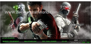 Splinter Cell Conviction PC Game Download