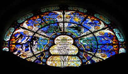 Zodiaque Abbaye de Fontfroide