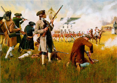 the great loss our patriots suffered from the british forces in 1775 Other significant works on the british forces and the war include  the british suffered their heaviest losses of any  american revolution, 1775–83,.