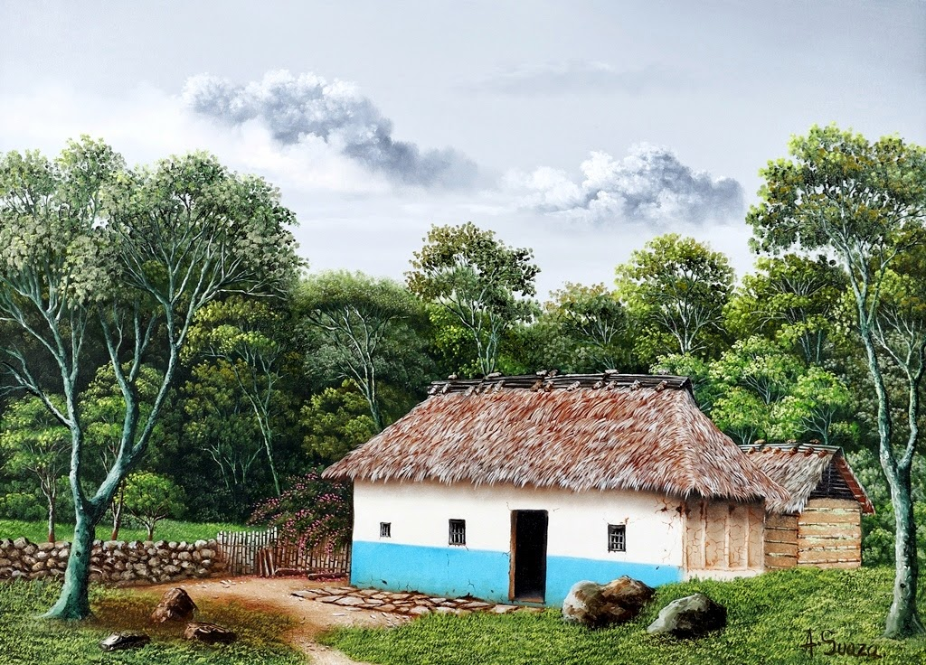 paisajes-de-colombia-al-oleo