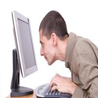 نصائح لتجنب إجهاد العيون عند استعمال الكمبيوتر لفترات طويلة
