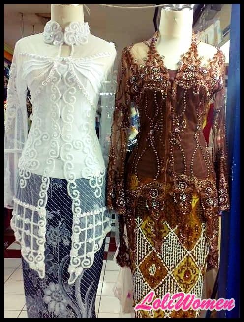 Kumpulan Model Baju Kebaya Untuk Pengantin - Loli Women I Situs Wanita ...