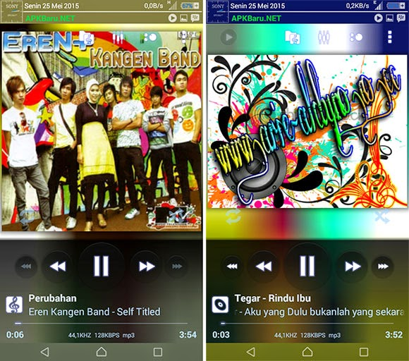 poweramp music player terbaru