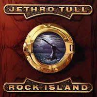 Jethro Tull – Rock Island album cover, 1989