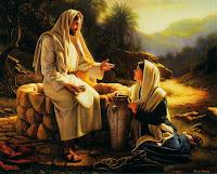 Foto de Jesus ensinado