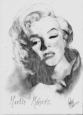 Marilyn Monroe en retrato