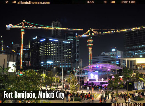 Bonifacio Global City, Fort Bonifacio, Makati City