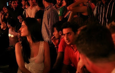 Katrina Kaif At Royal Challengers Banglore Party Images