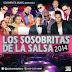 SOSOBRITAMUSIC PRESENTA: LOS SOSOBRITA DE LA SALSA (CD VARIADO2014)