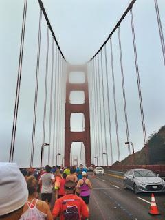 San Francisco - 2nd half marathons in 3 days - hypo-free