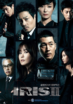 Iris 2 korean drama download eng sub