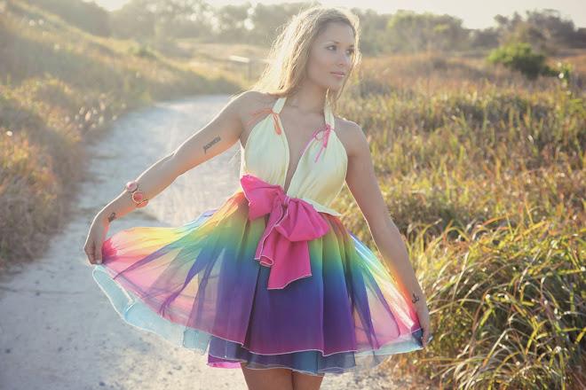 Rainbow mini