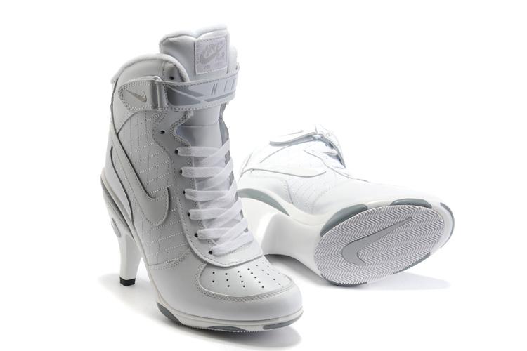 Nike Air Force 1 High Womens White