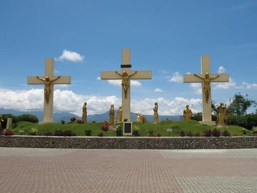Wisata Religi Taman Wisata Iman Dairi