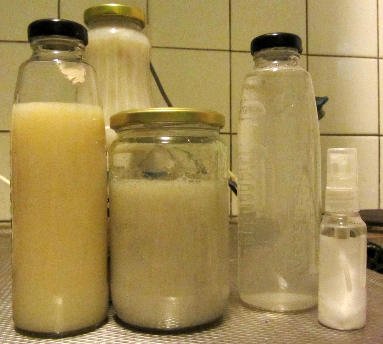 De Verdubbeldame  De Verdubbeldame maakt zelf milieuvriendelijk wasmiddel (21) # Wasbak Soda_235403