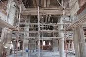 Οι εργασίες για την ολοκλήρωση του Ιερού Ναού του Αγίου Αντωνίου στα Κρύα Ιτεών συνεχίζονται...