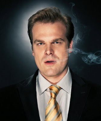 David Harbour fotografias