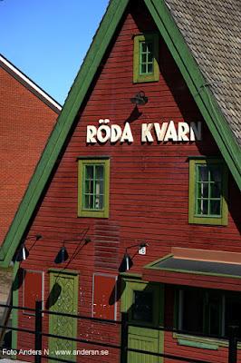Röda kvarn, Övertorneå, , bio, biograf