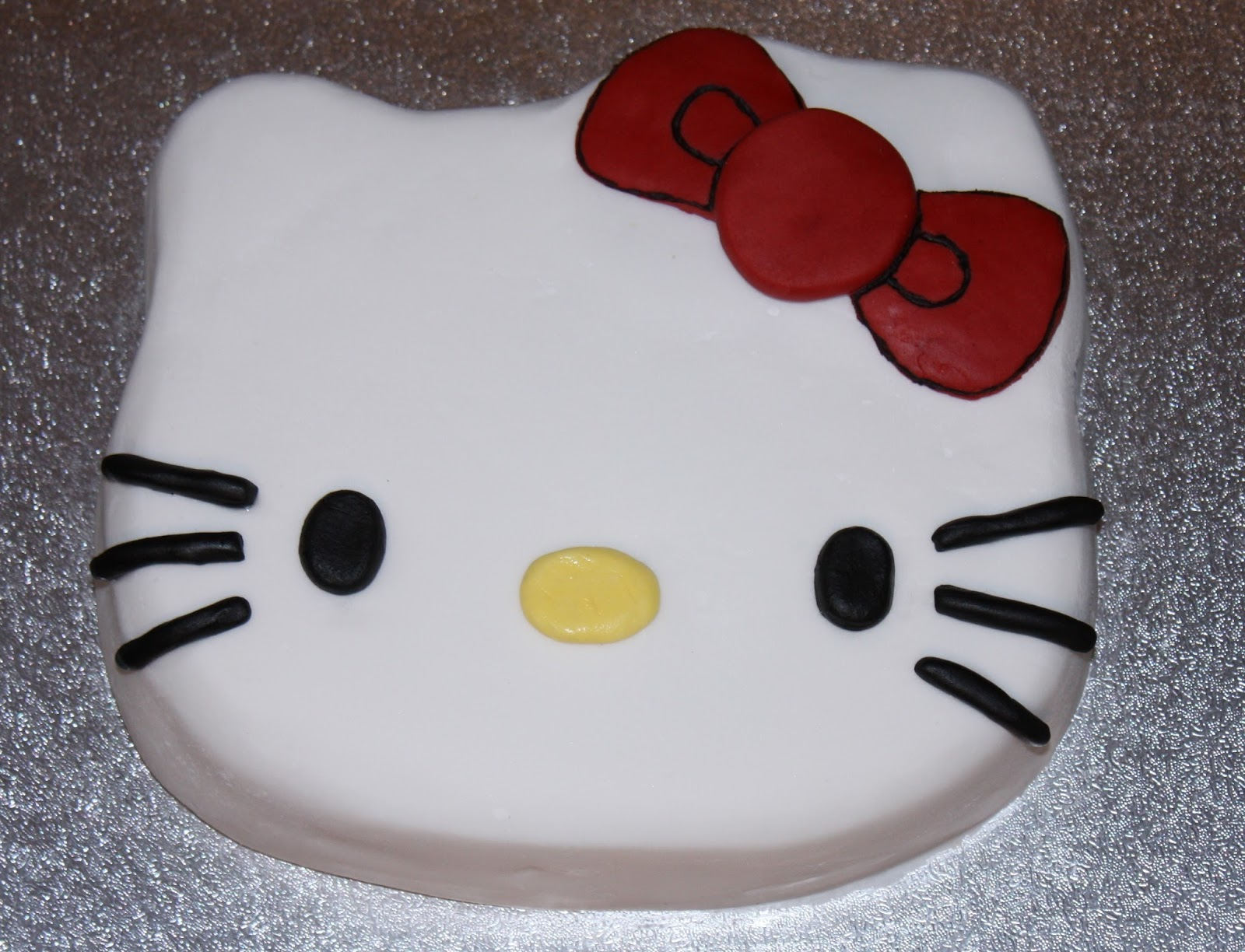 Mellow Mummy The One With The Hello Kitty Birthday Cake Taking