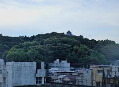 土佐・中村城(高知県四万十市)