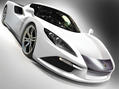 Desktop HD 3D Cars Pics 1024x768 Wallpaper