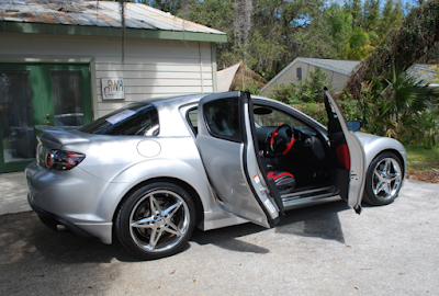 Modifikasi Eksterior Mazda RX-8