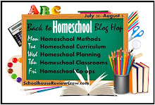 Back to Homeschool Blog Hop 2012