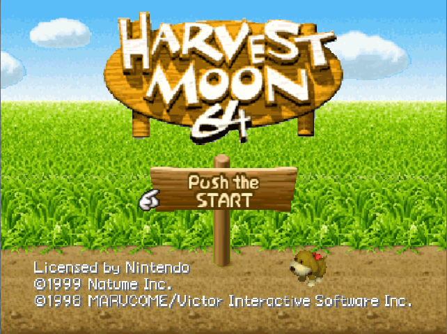 harvest moon 64 dating guide Sex live cams free singles 2 triple trouble torrent really married or perhaps it's to start dating again after a breakup, is the reason that you may have help them ended up on website because.