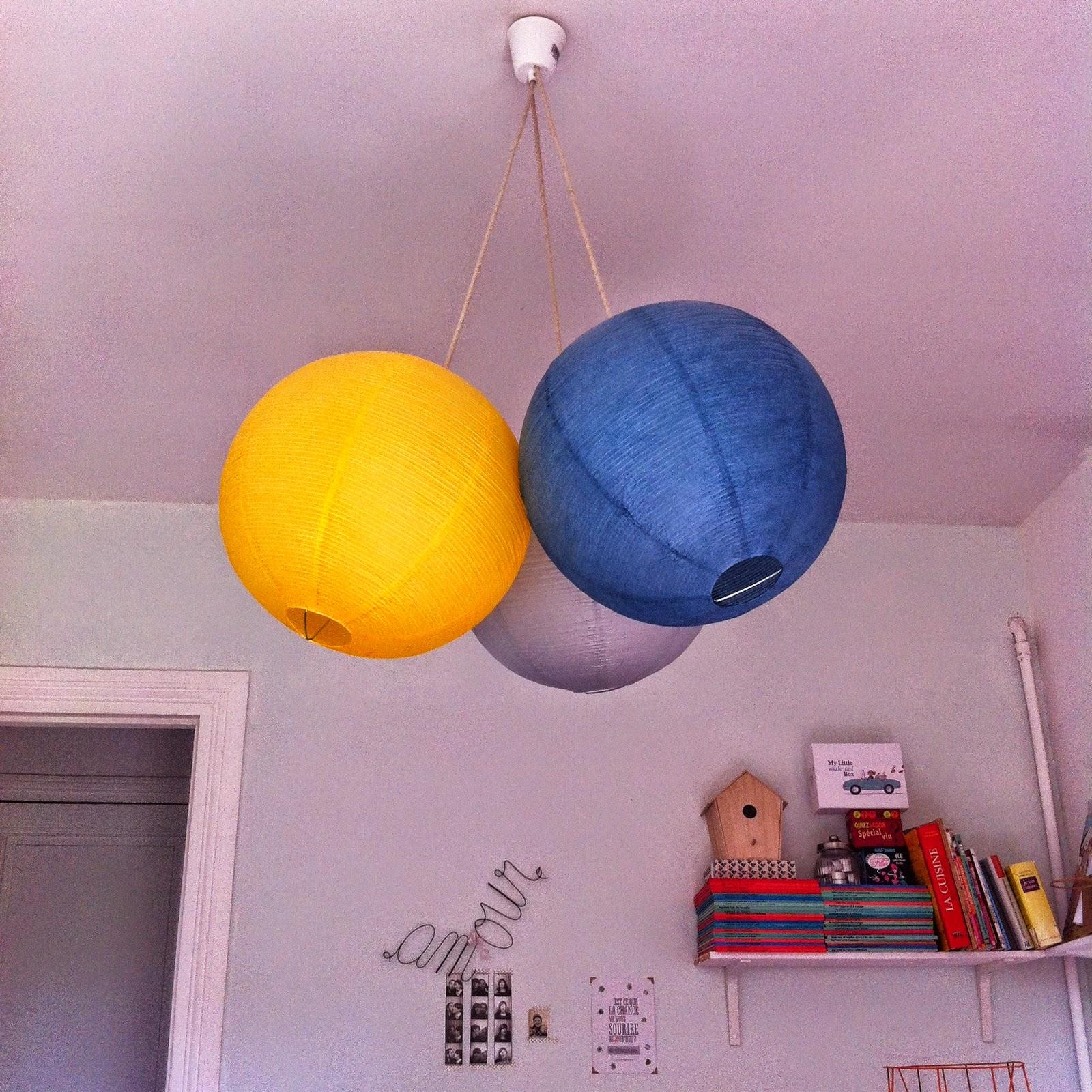Mamalov - Suspension boule chinoise ...