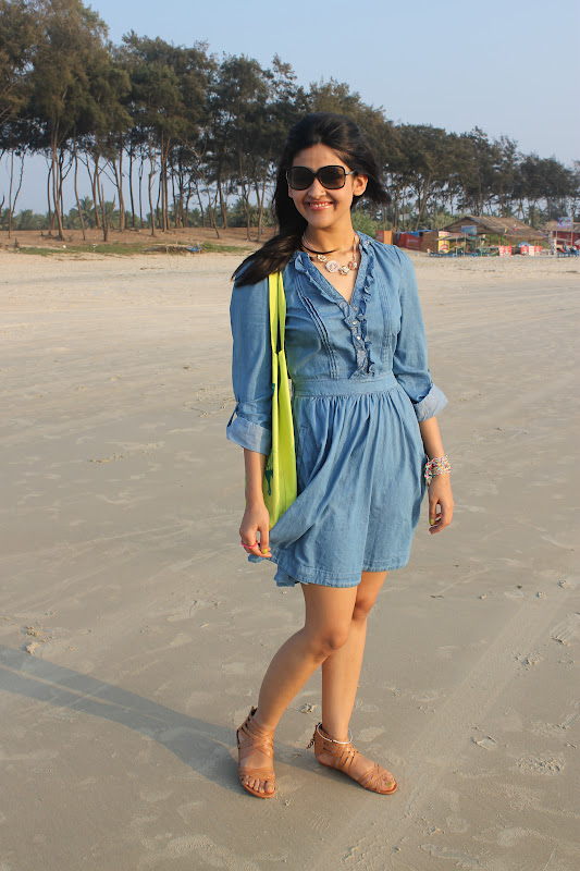 Serendipity Beach Style | For The Love Of Fashion And Other Things | Indian Fashion And Style Blog
