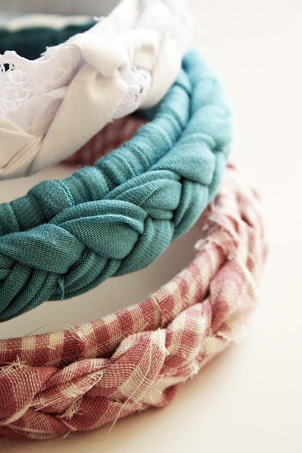 headband braid tutorial - photo #31