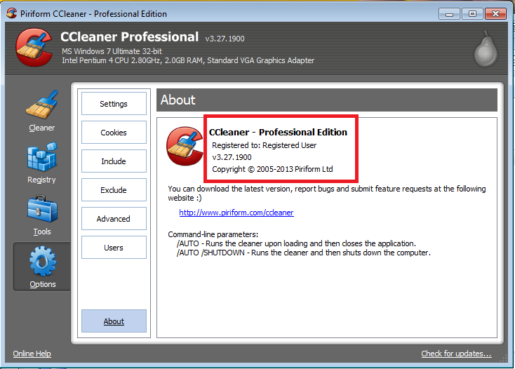 ccleaner professional full version free download for windows 8