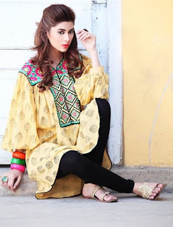 Rang Ja Latest Mid Summer Collection 2013 fashionmaza.com