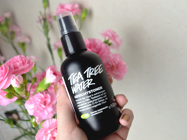 Lush Tea Tree Water gezichtstoner | Review