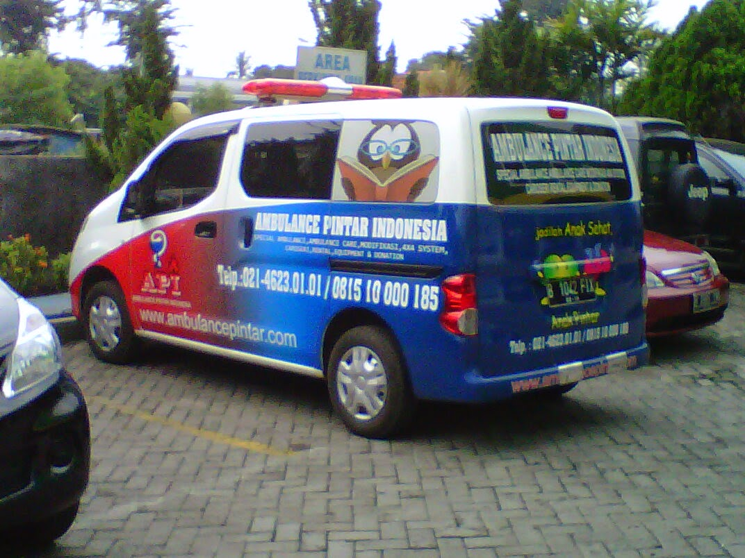 Pin Karoseri Mobil Ambulance Toyota Hilux On Pinterest