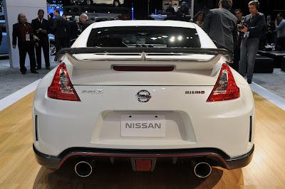 2014 Nissan 370Z Nismoa