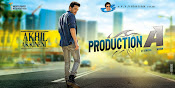 Akhil sayesha movie wallpapers-thumbnail-4