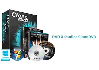 DVD X Studios CloneDVD 6.0.0.1