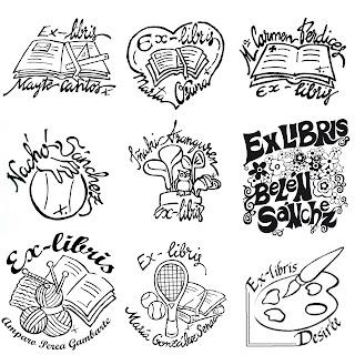 Logotipos y ex libris brolapin el blog de las - Ex libris personalizados ...