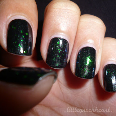 green flakies 3