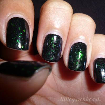 green flakies 3